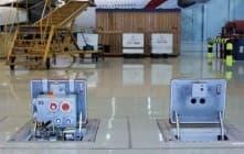 Hangar – In-Ground Systems