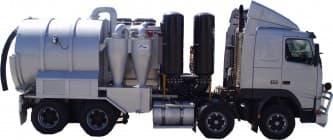 Dry Blower Vacuum Truck