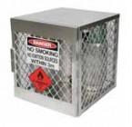 ActiDrum Gas Bottle Safety Changes