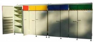 ActiStor Filter Lockers