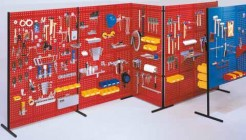 ActiWork Partitions and Tool Holder Panels
