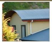 Corrugated Colorsteel - Pacific Blue