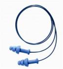 Detectable Earplugs: Smartfit Multiple Use Detectable Earplug