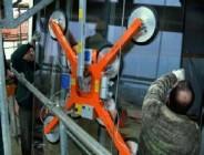 OKTOPUS Glass Installation System