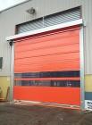 Rapid Auto Roll Doors: Series 4000