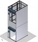 Scissor Lift Freight Hoist / Goods Hoist