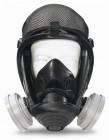 Survivair Opti-Fit Helmet with Headnet Full Facepiece
