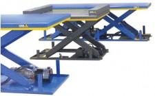 Versatile Scissor Lifts from Optimum Handling Solutions
